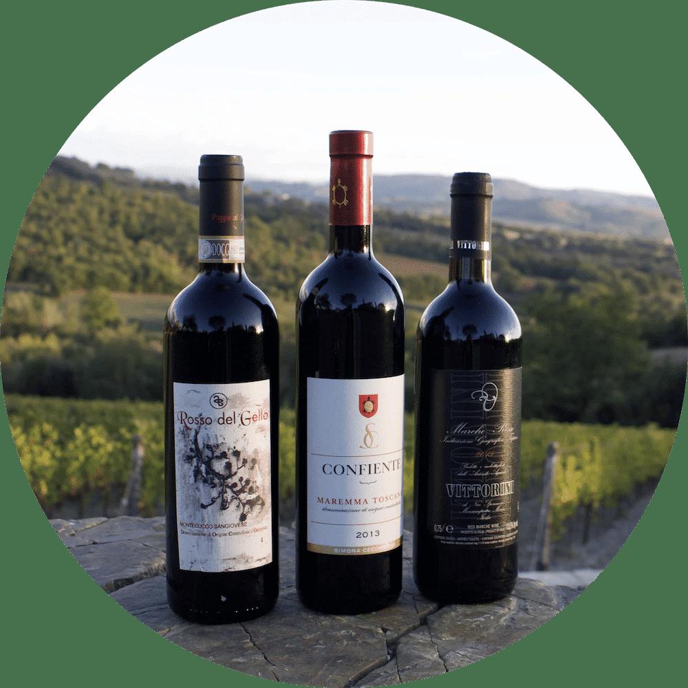 Italian Organic Wine Club