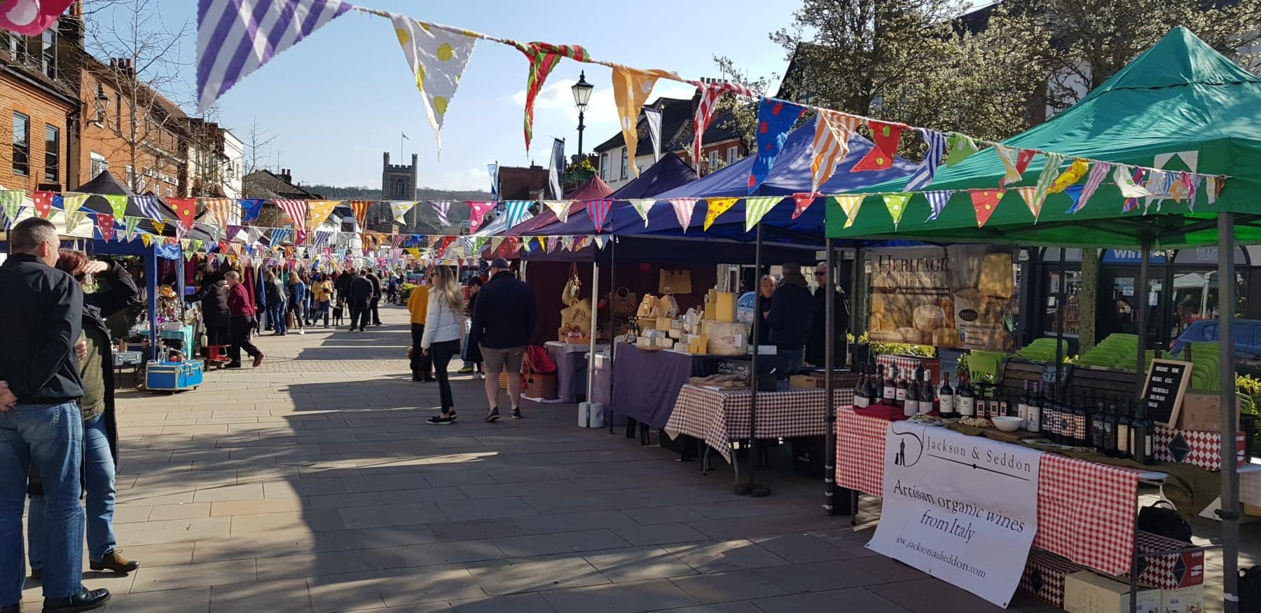 Duck Pond Market – Henley on Thames